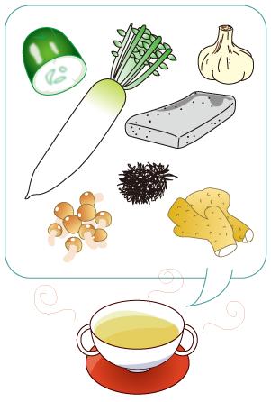 健康ダイエットスープ